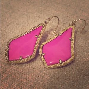 Kendra Scott earrings in excellent condition!